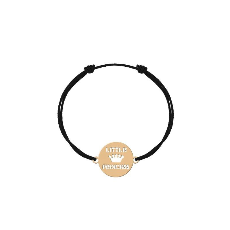 BRACELET CORDON LITTLE PRINCESS
