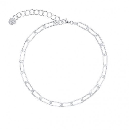 Chain bracelet with large & thick links