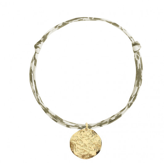 Liberty bracelet with small Atlas medal