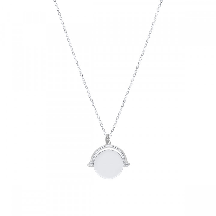 925 Silver small celestial necklace
