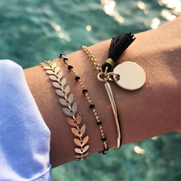 Gold-plated Indian ocean trio