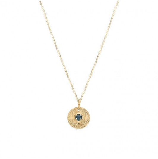Hylas medal chain necklace