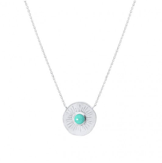 Amazonite Calypso necklace