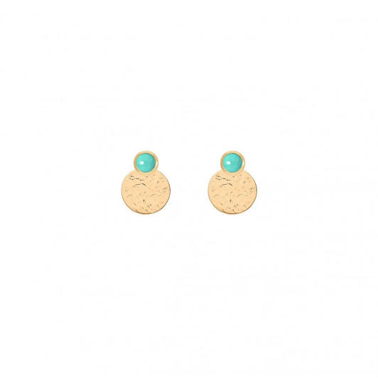 Amazonite Aria earrings